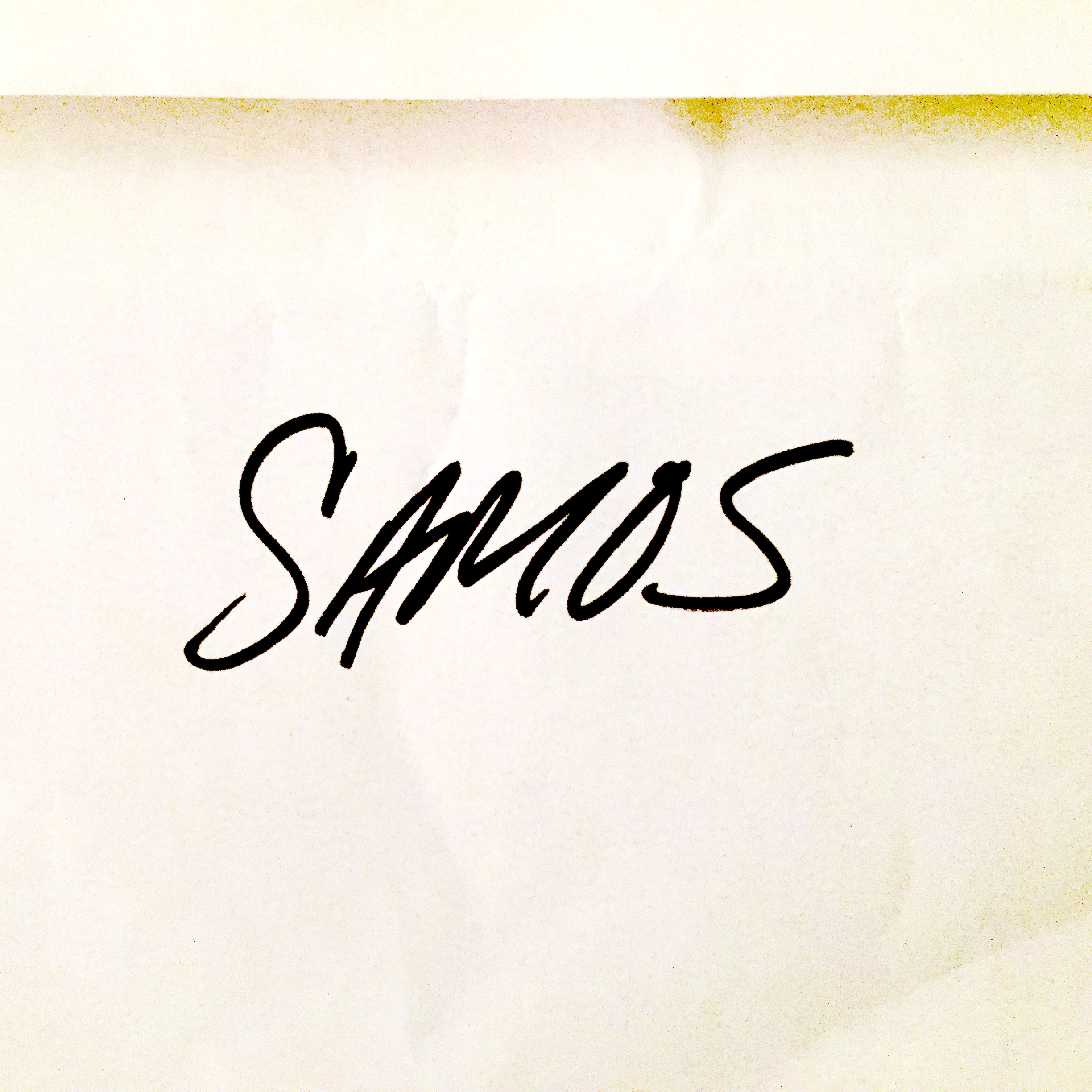 Stephanie Amos's Signature