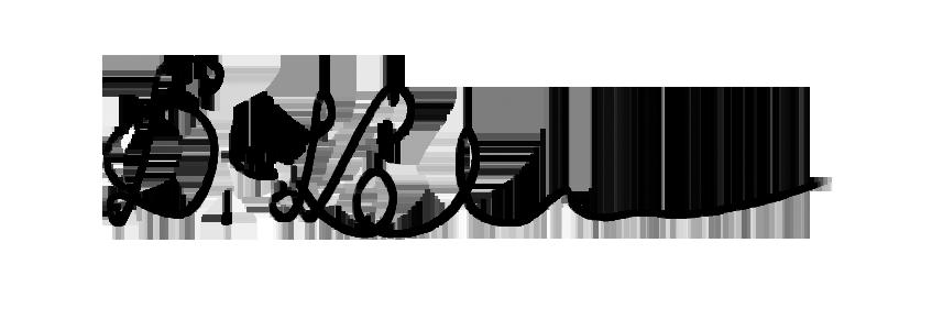 Dora Korzuchowska's Signature