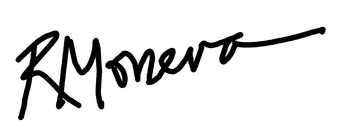Richard Moneva's Signature