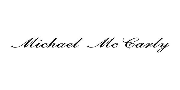 Michael McCarty's Signature
