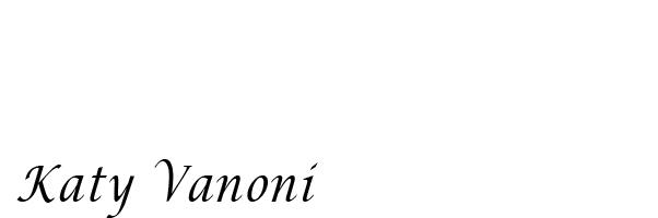 Katy Vanoni's Signature
