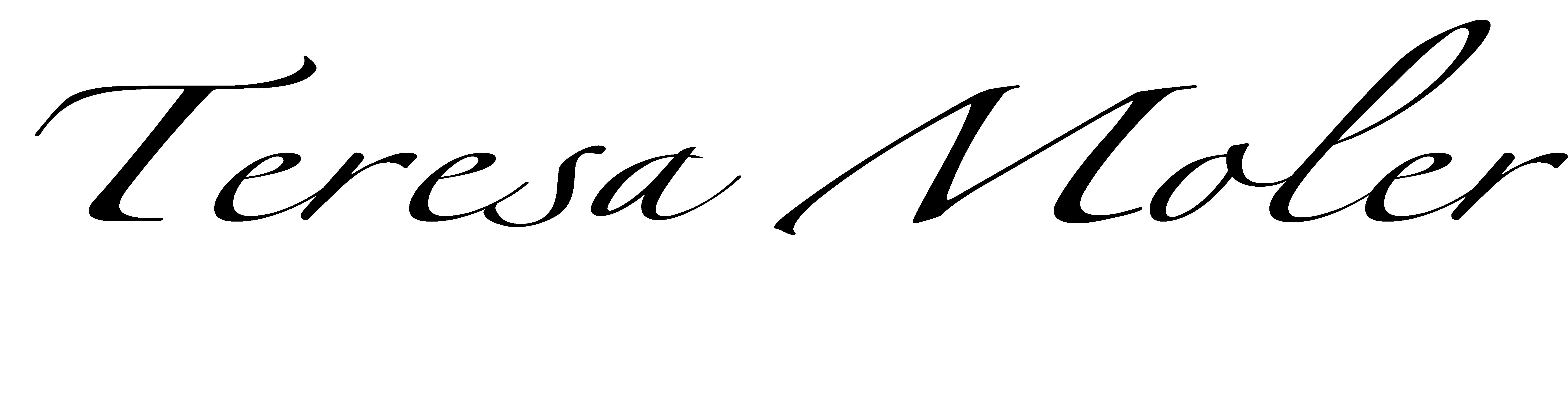 teresa Moler's Signature