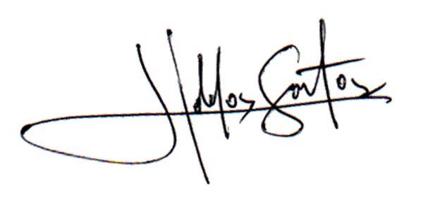 Hermis De Los Santos's Signature