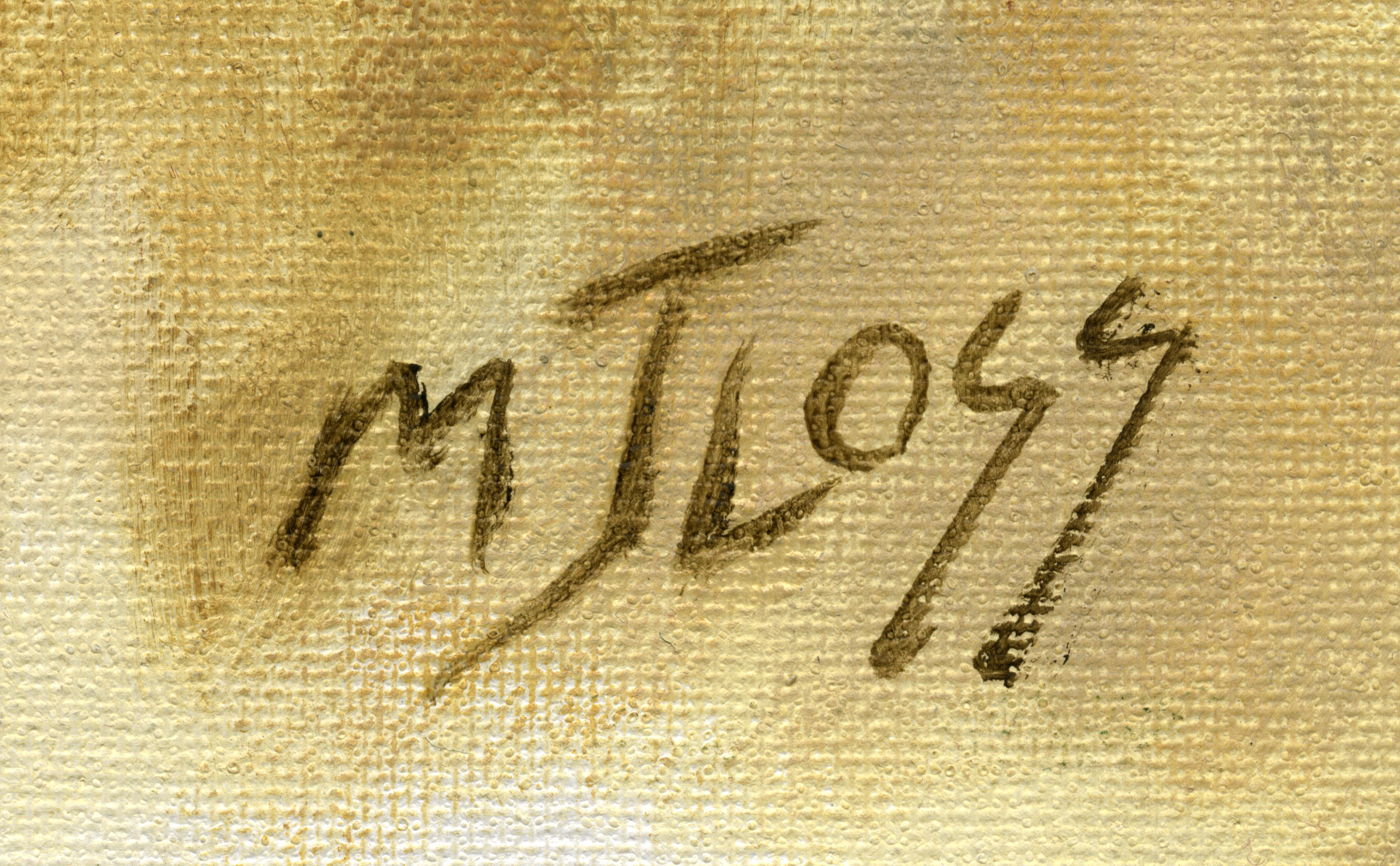 marla J loss's Signature