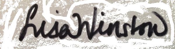 Lisa Winston's Signature