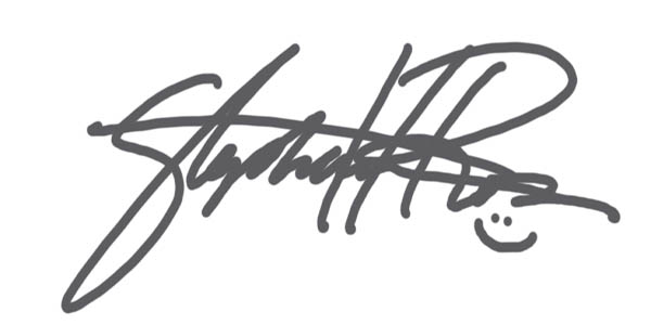 Stephanie Hill-Ross's Signature