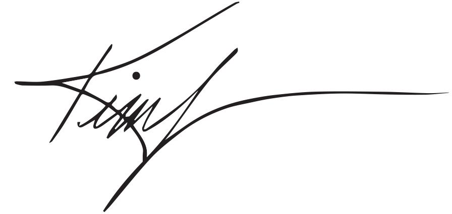 Kimlyn Dawson's Signature