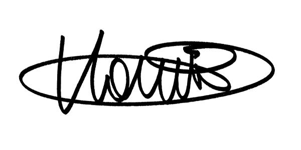 Klara Hamori's Signature