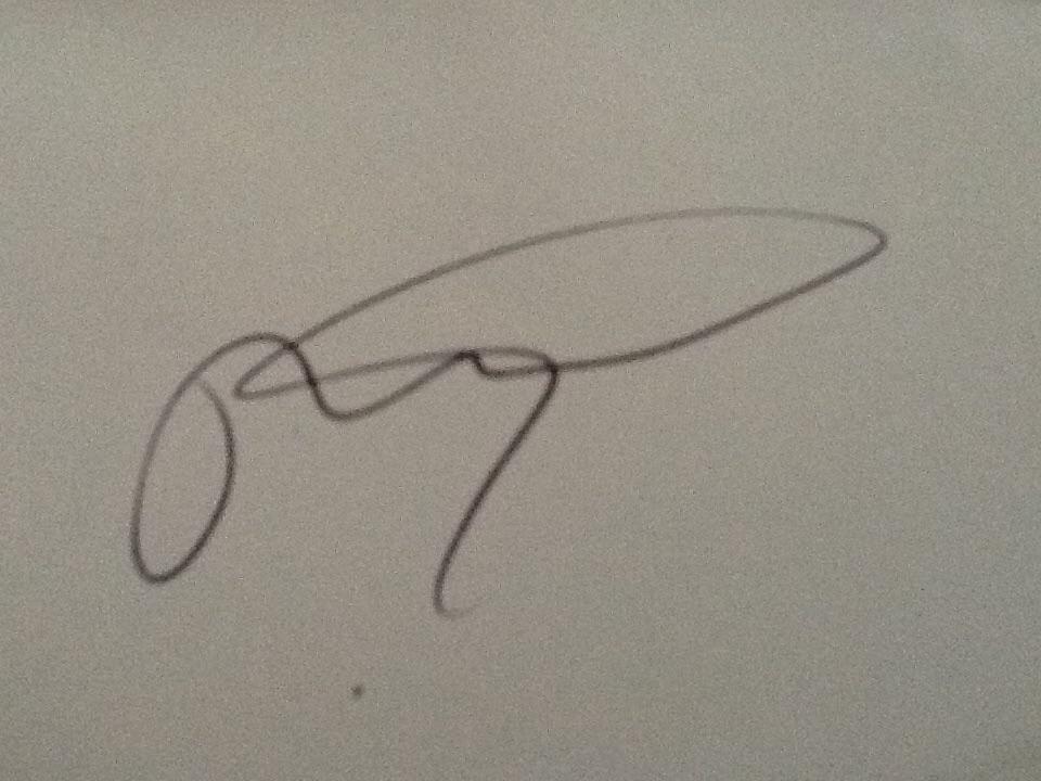 Martine Jacques Rodney's Signature