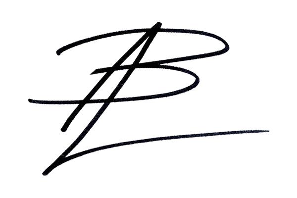Alienor Llona Bonnard's Signature