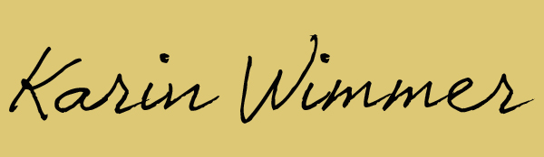 Karin Wimmer's Signature