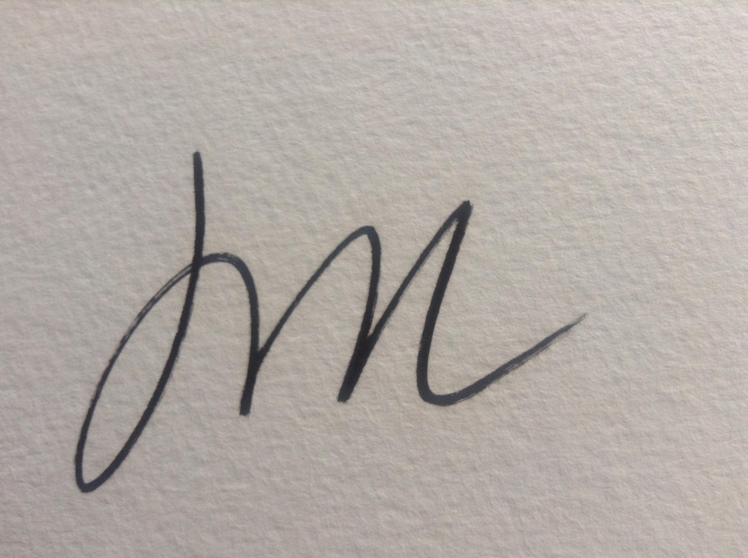 mealaaloha bishop's Signature