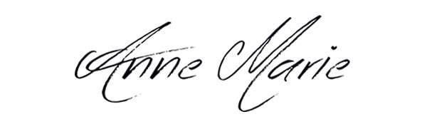 Anne MARIE Oliver's Signature