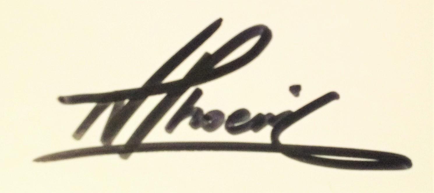Natalie Phoenix's Signature