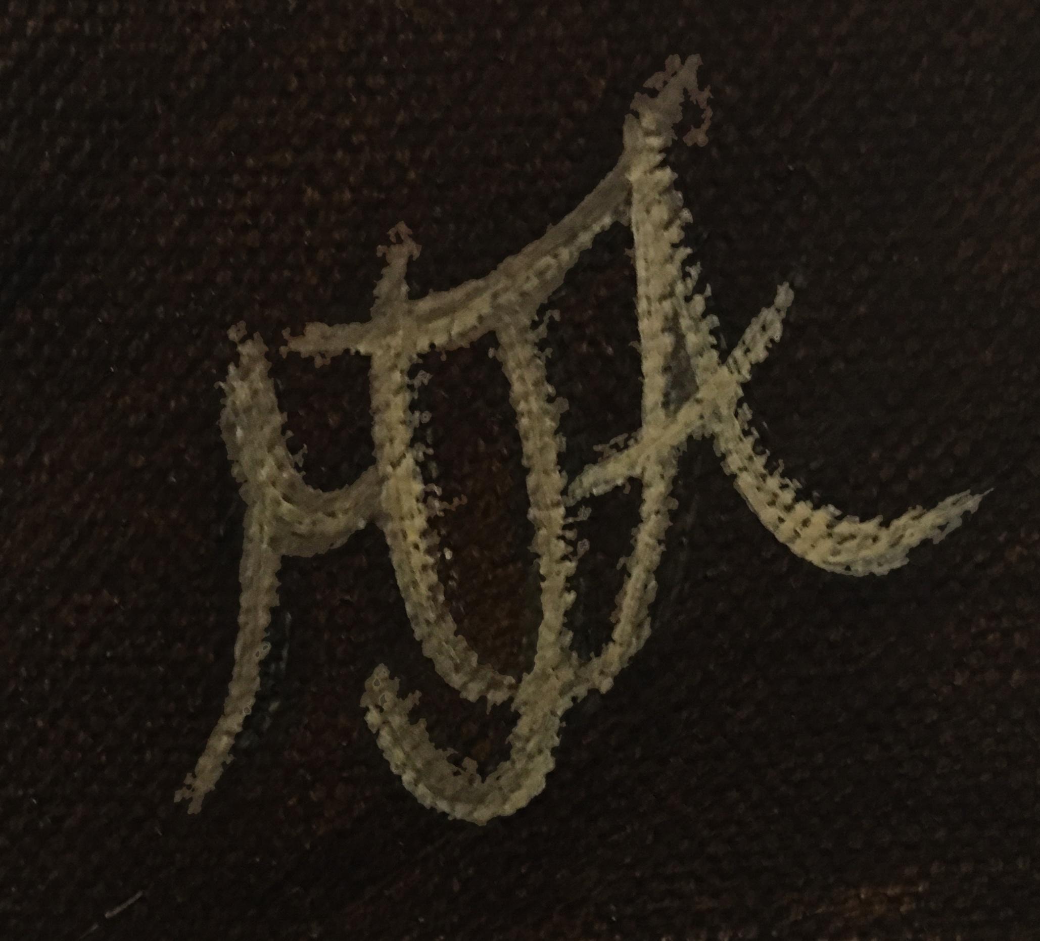 Mandy Jayne Ahlfors's Signature