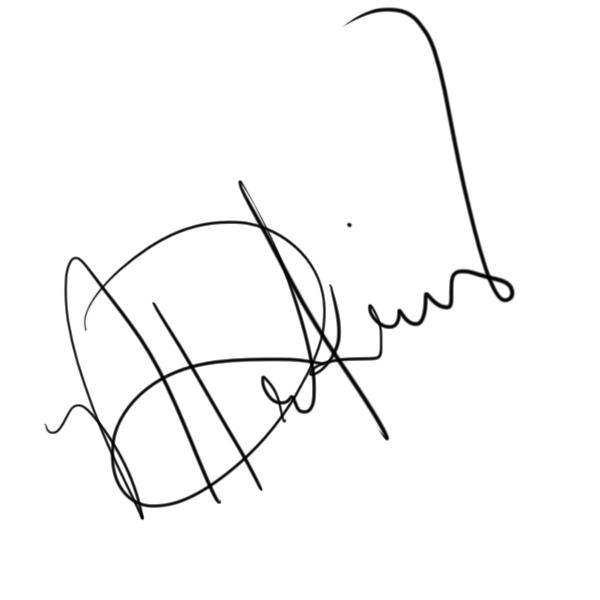 shaeMercy Perkins's Signature
