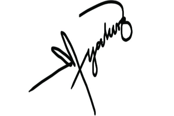 Maika Yalung's Signature