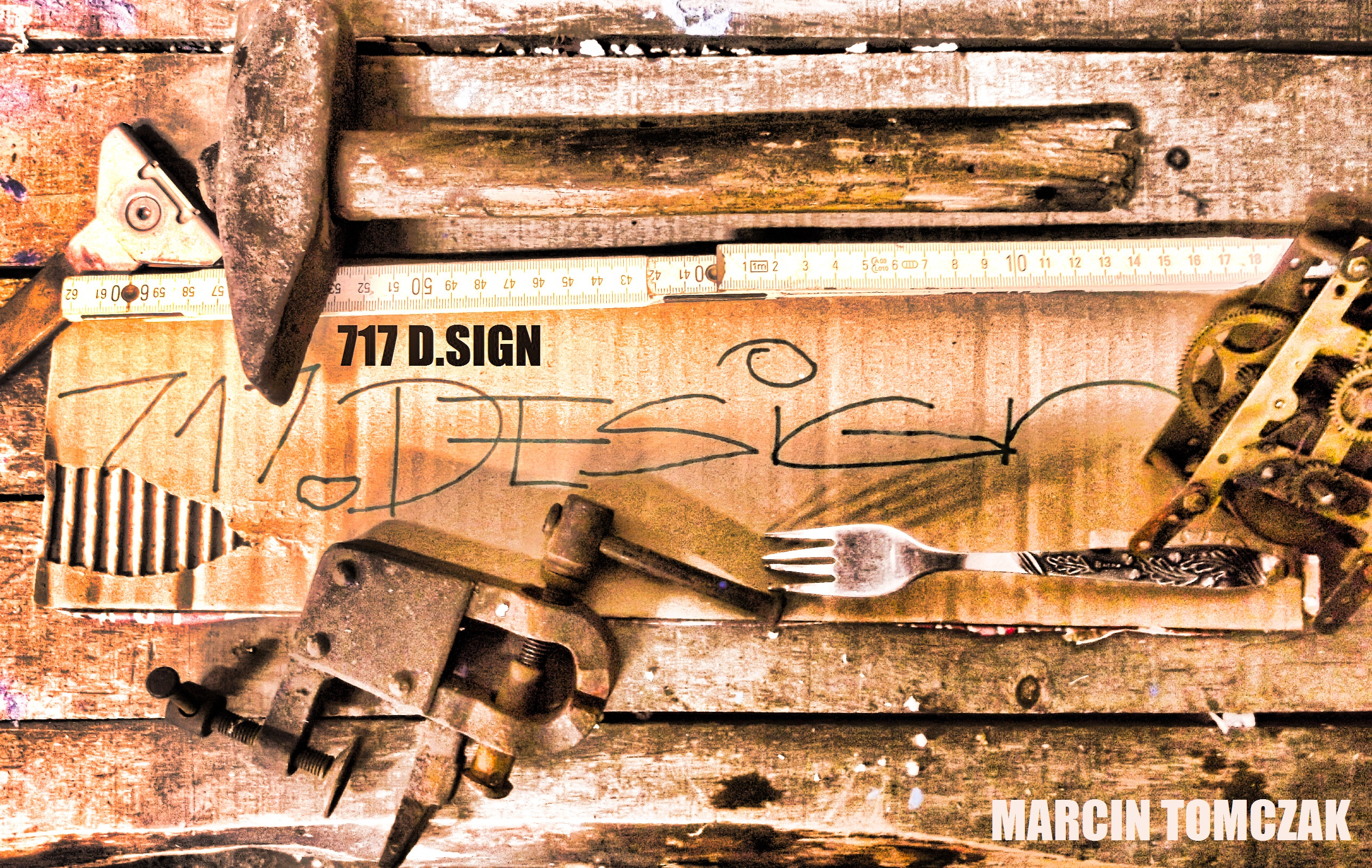 Marcin Tomczak's Signature