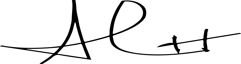al heilman's Signature