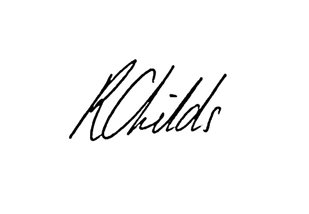 Rosie Childs's Signature