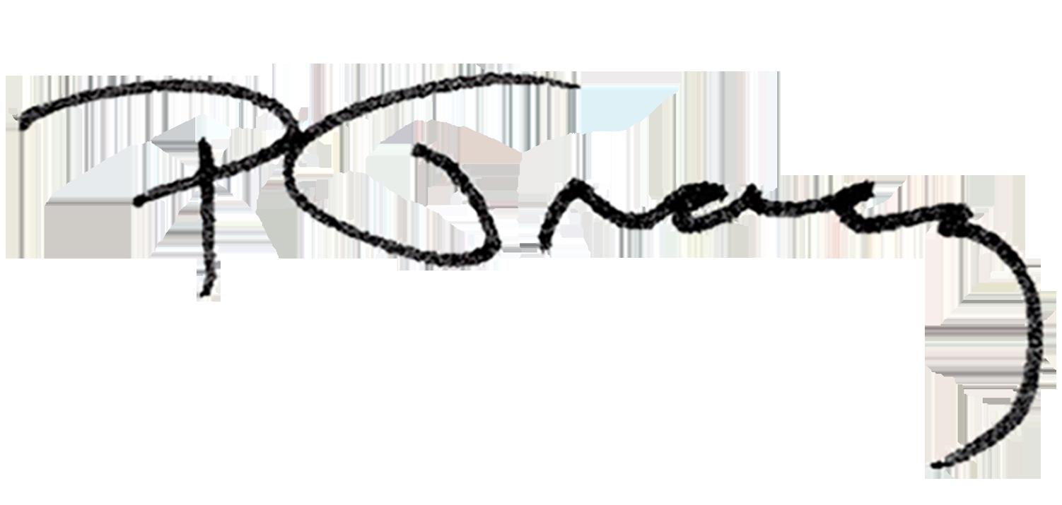 Patricia Tracz's Signature