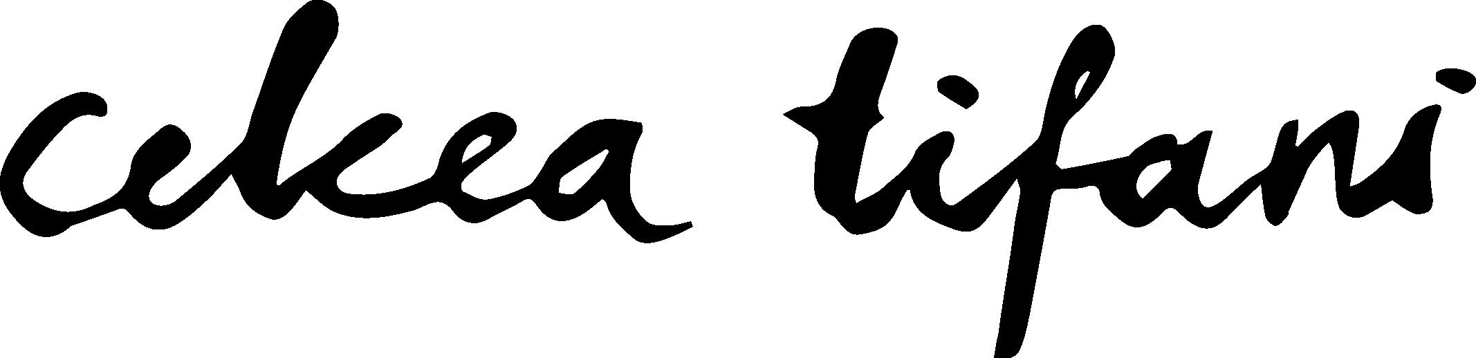 Celcea Tifani's Signature