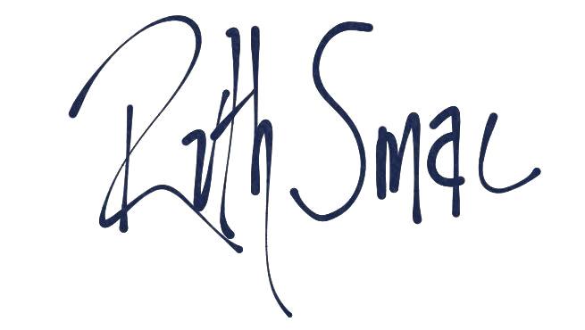 Ruth Macotela's Signature