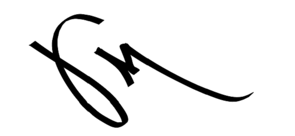 Julio Mendez's Signature