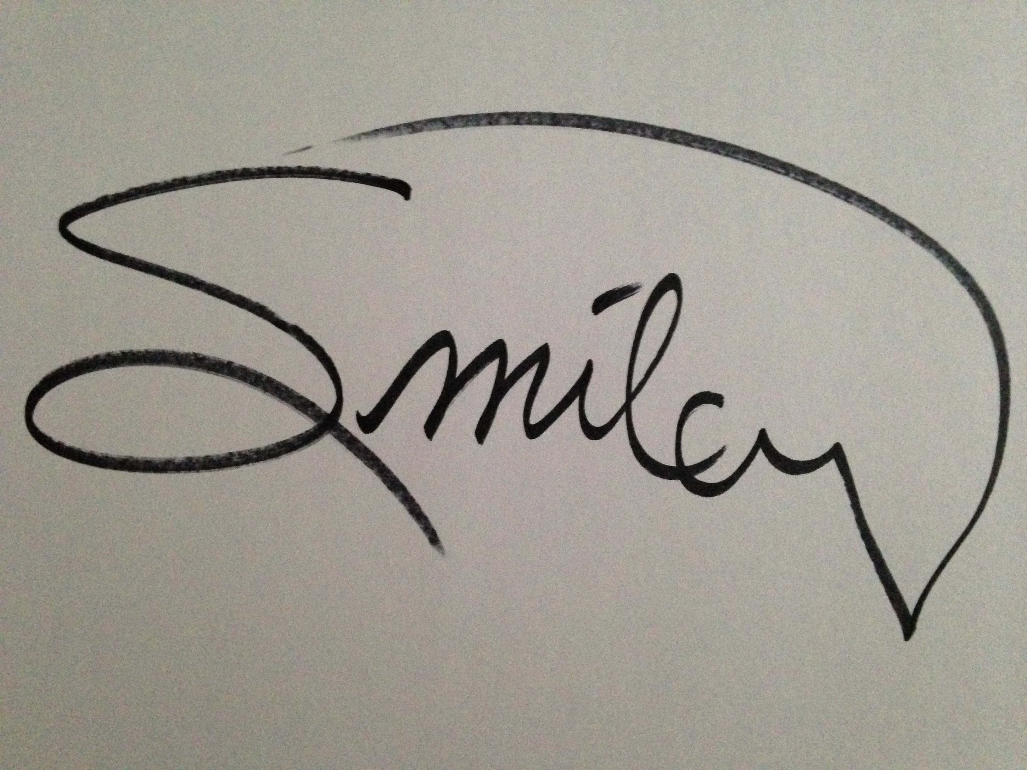 Scott Smiley's Signature