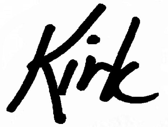 Patricia Kirk's Signature