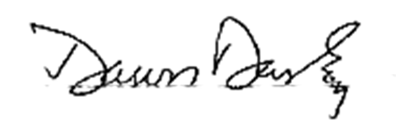 Dawn daisley's Signature