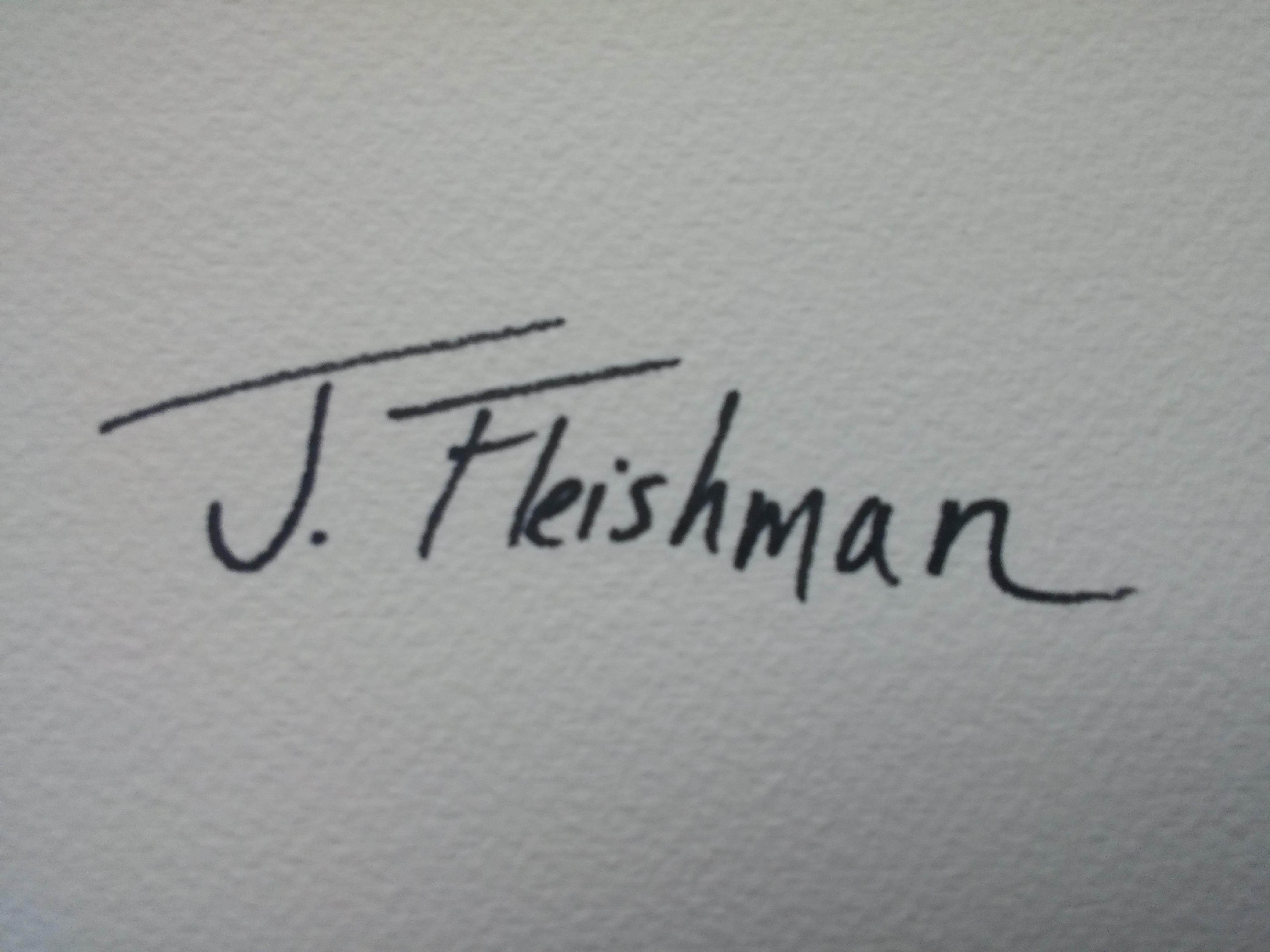 Jo-Ann Fleishman's Signature