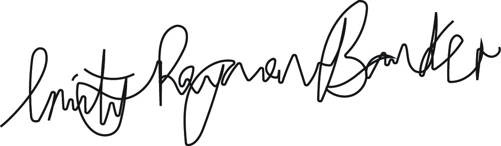 Amity Raymen-Barker's Signature