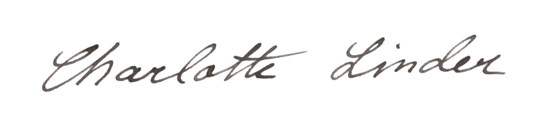 Charlotte Linder's Signature
