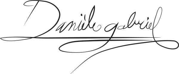 Daniele Gabriel's Signature
