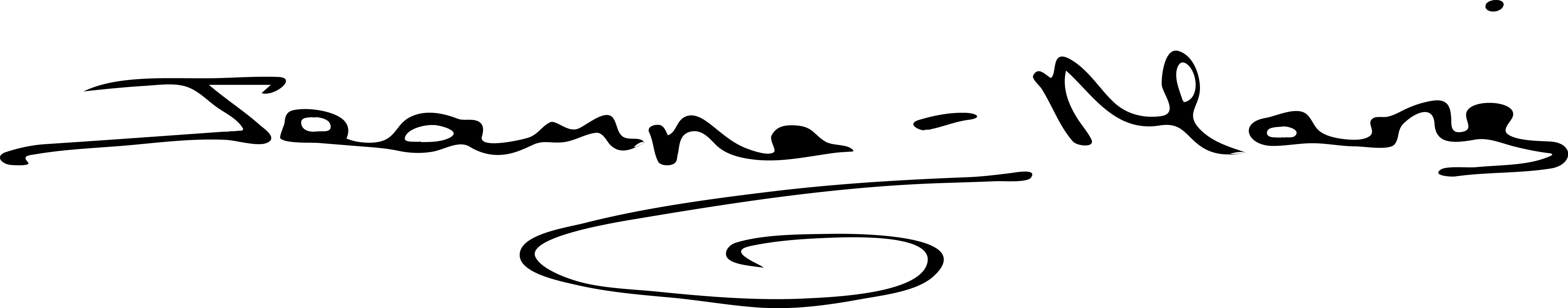 Jeanne-Marie Willems-Oliver's Signature