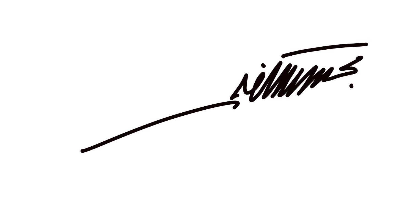 Magdy Elkafrawy's Signature