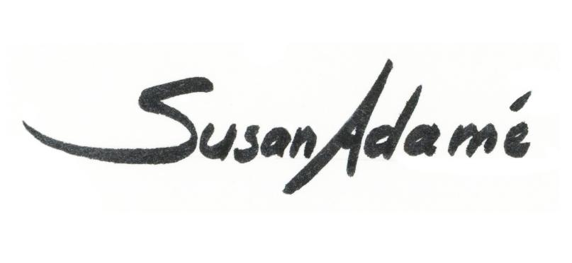 Susan Adame's Signature