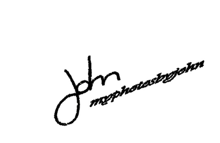 john kelly's Signature