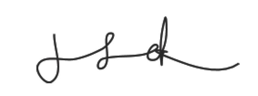 Jana L Bussanich's Signature