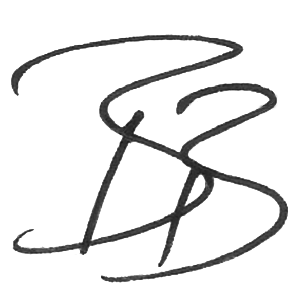 Bobby Baker's Signature