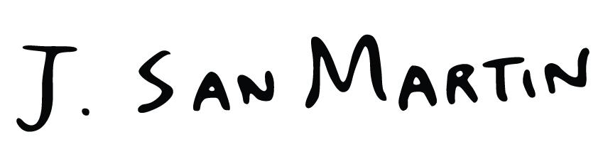 Jenny san martin's Signature