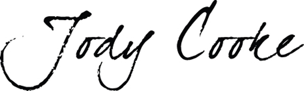 Jody cooke's Signature