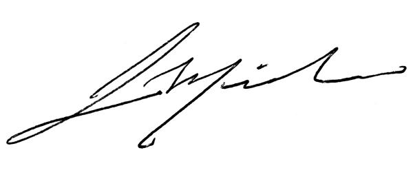 Jordan Minardi's Signature