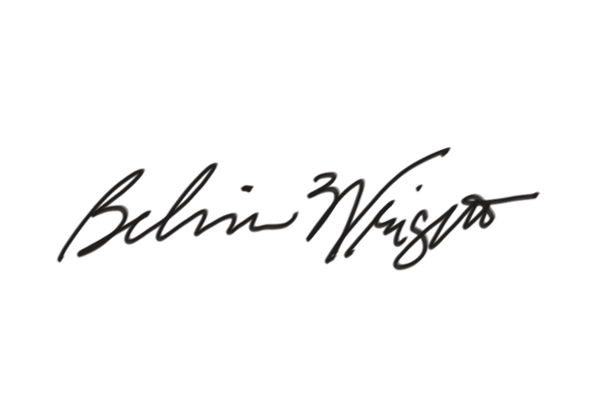 Belina Wright's Signature