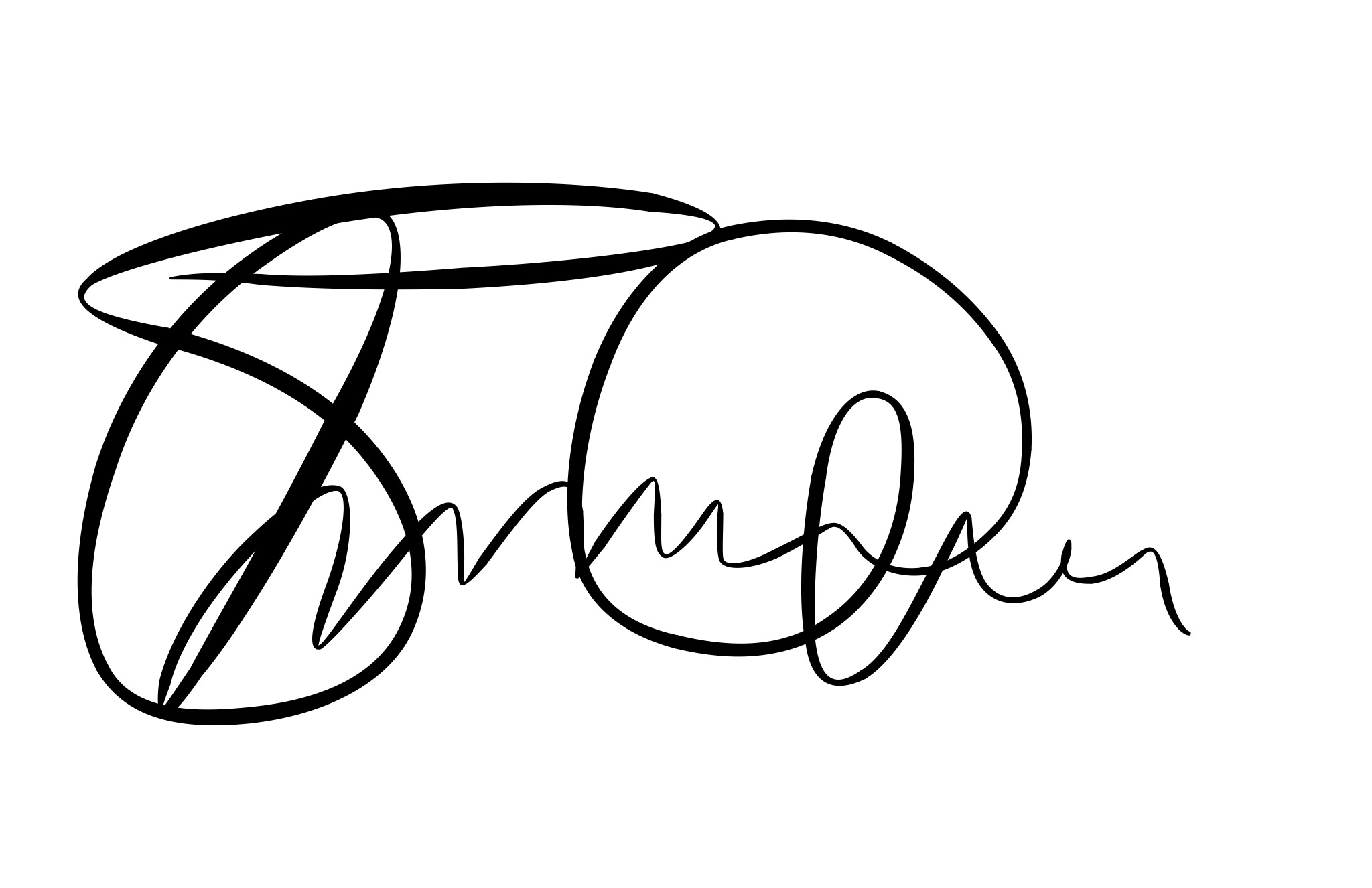 Shawn Owen's Signature