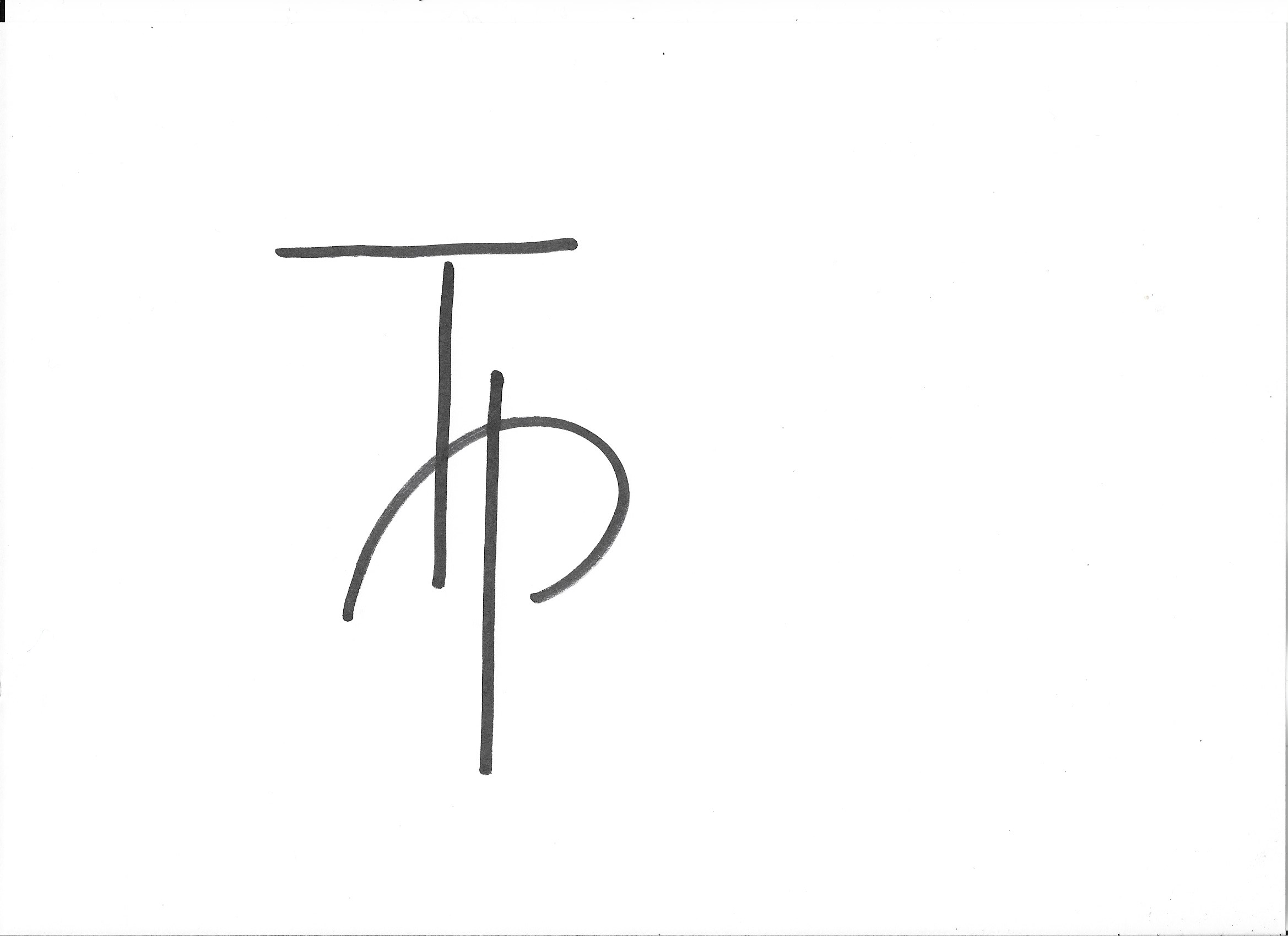 Tessa Peskett's Signature