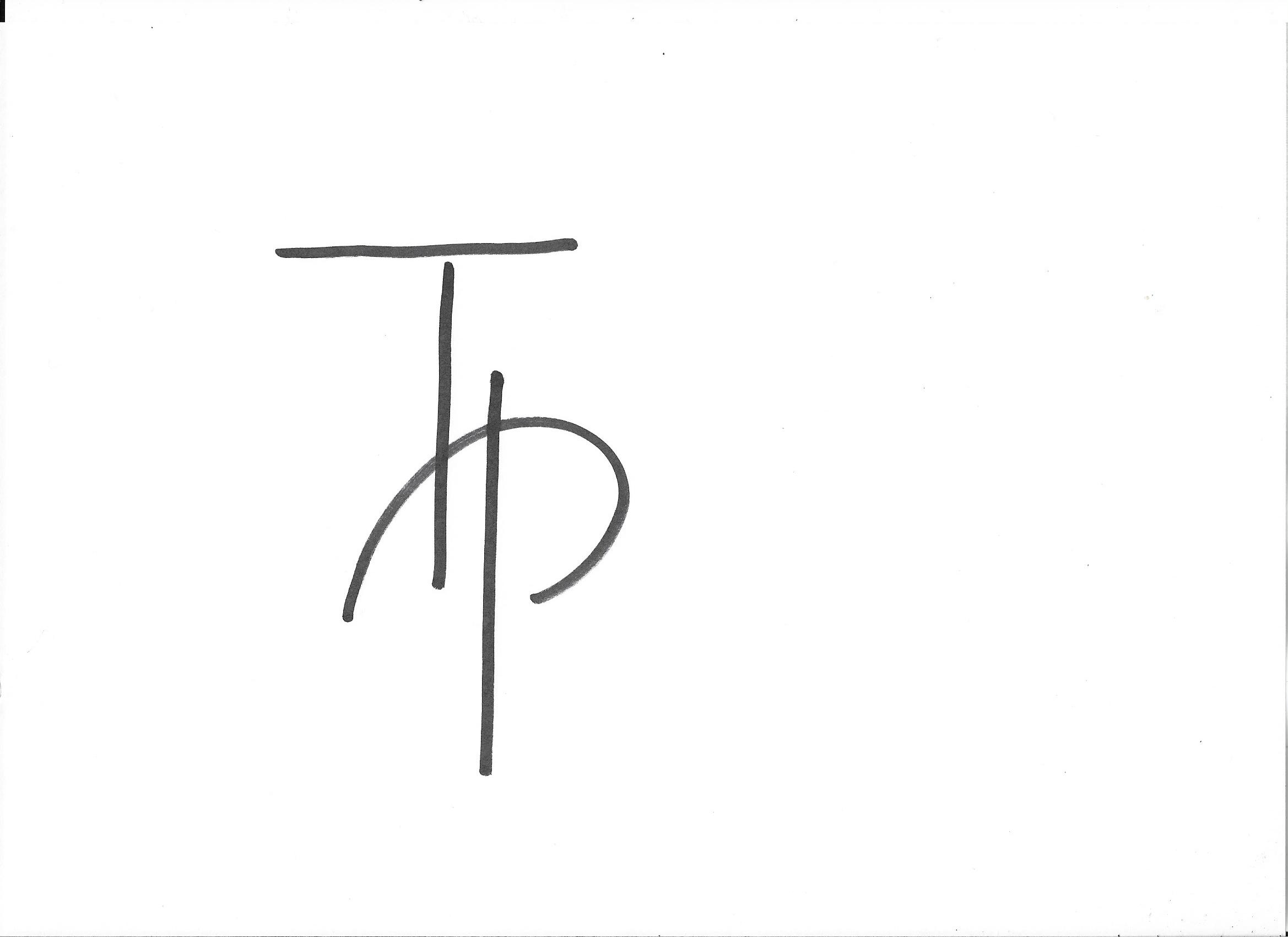 Tessa Peskett's Signature