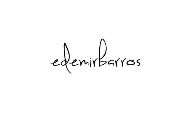 edemir barros's Signature