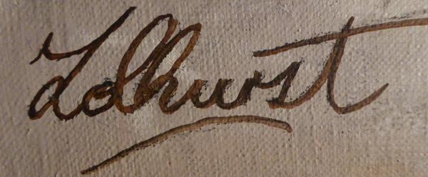 Simon Tolhurst's Signature